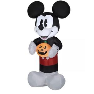 HALLOWEEN Disney 5 Ft Mickey Mouse Inflatable